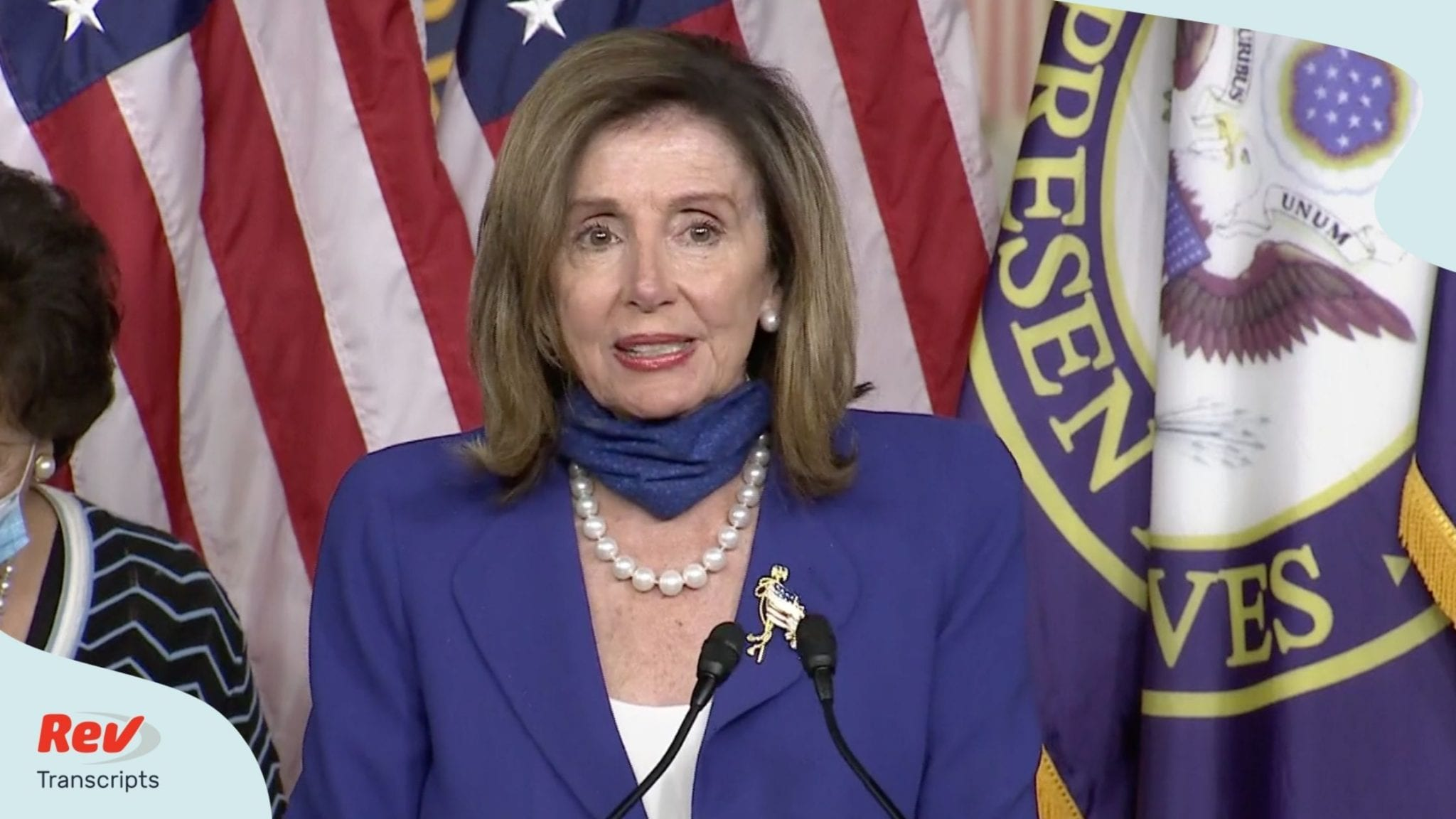 Speaker Nancy Pelosi Press Conference Transcript July 29: Childcare Economic Relief