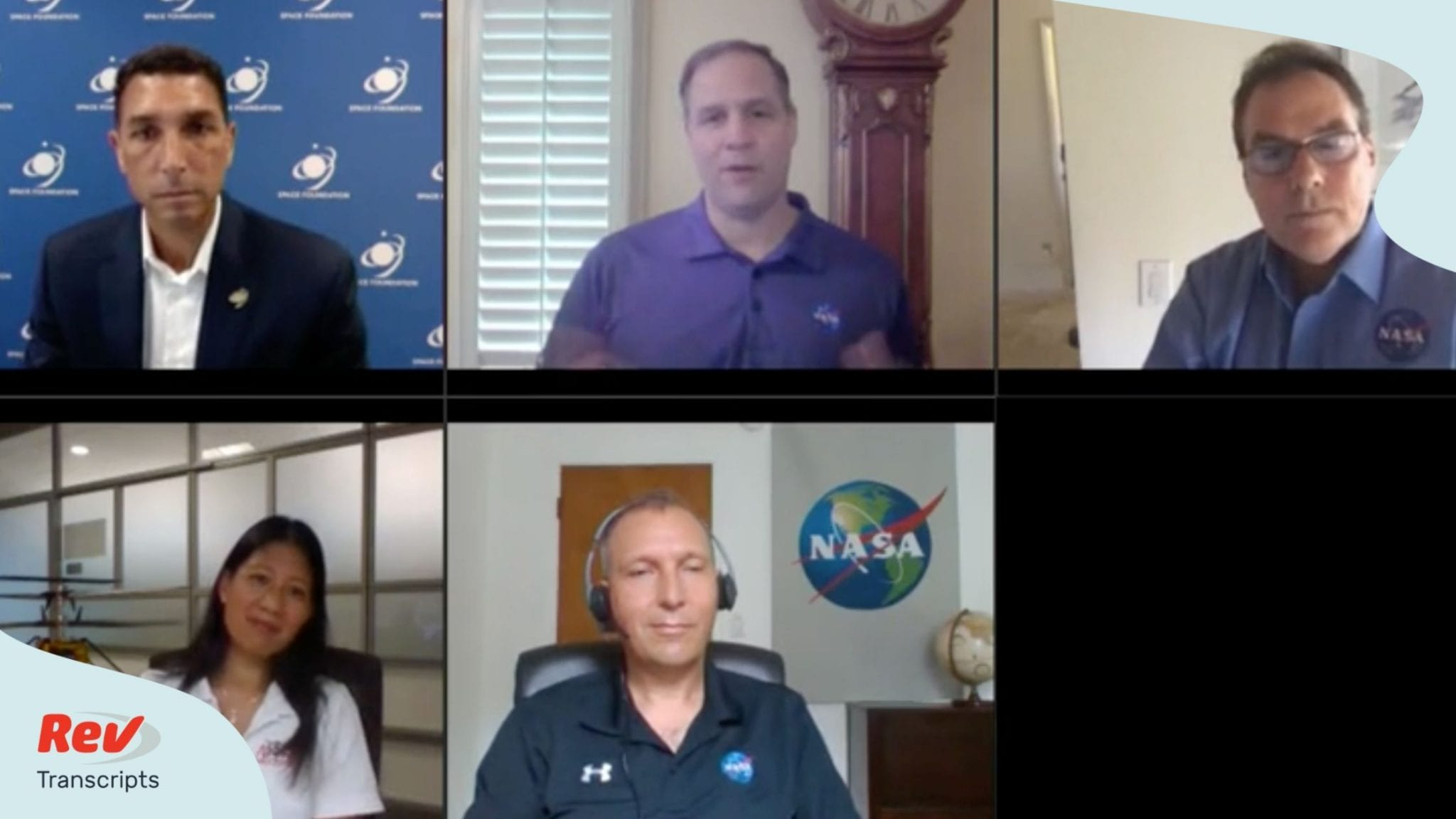 NASA leaders discuss Mars exploration July 20