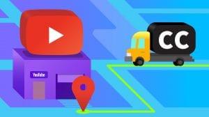 YouTube TV Broadcast Captioning CC