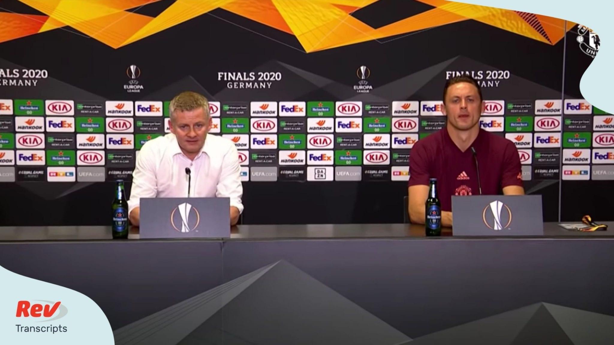 Ole Gunnar Solskjaer Post Match Press Conference Transcript: Manchester United v. FC Copenhagen