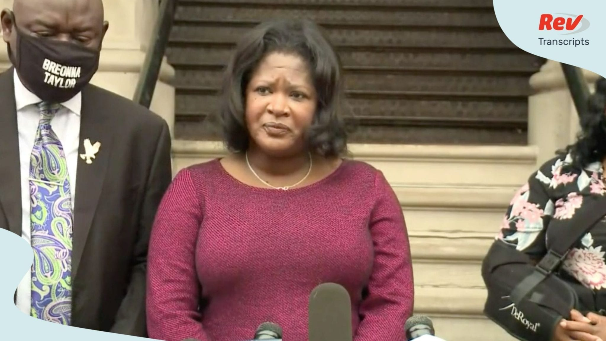 Breonna Taylor Case Update Transcript August 13: Family Attorneys Hold Press Conference