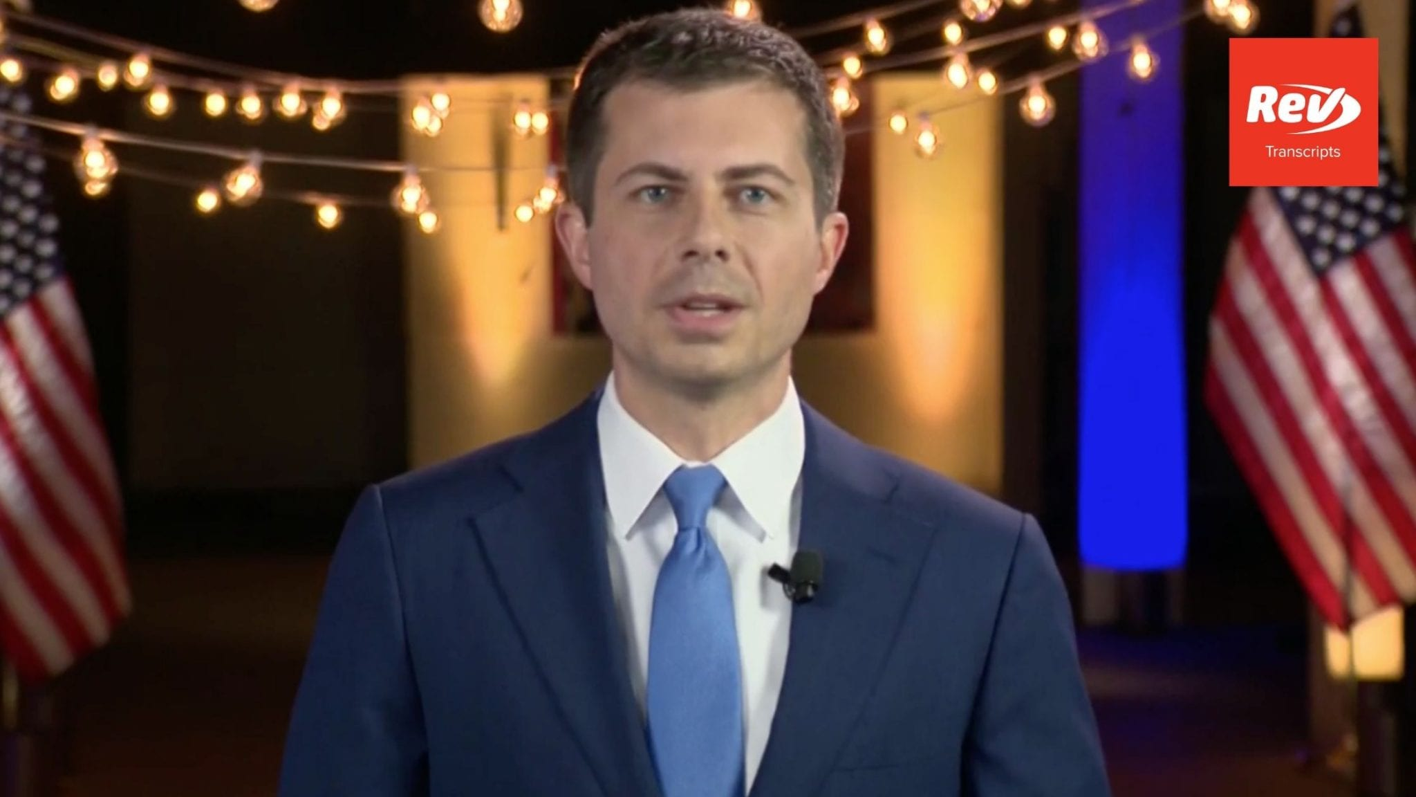 Pete Buttigieg 2020 DNC Speech Transcript