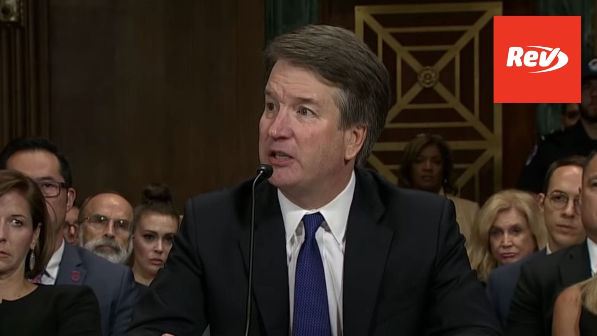 Brett Kavanaugh Doctor Ford Hearing