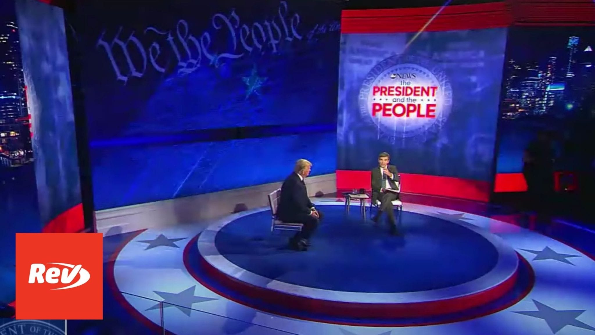 Donald Trump Abc News Town Hall Transcript With George Stephanopoulos In Philadelphia Rev