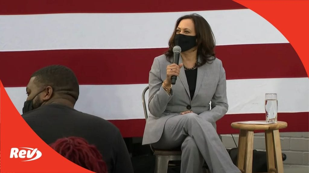 Kamala Harris Roundtable in North Carolina