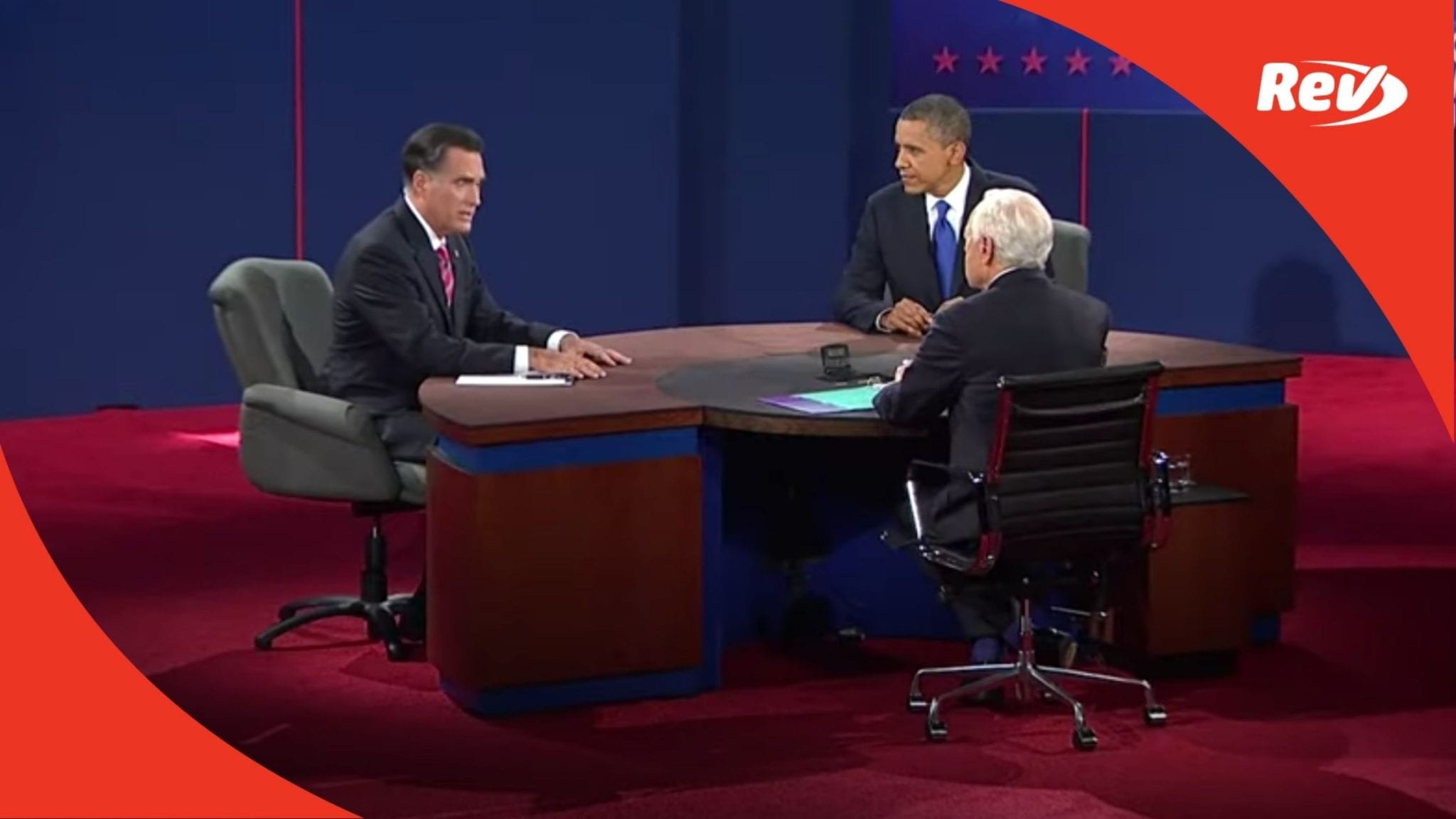 Mitt Romney Barack Obama Third Final Debate Transcript