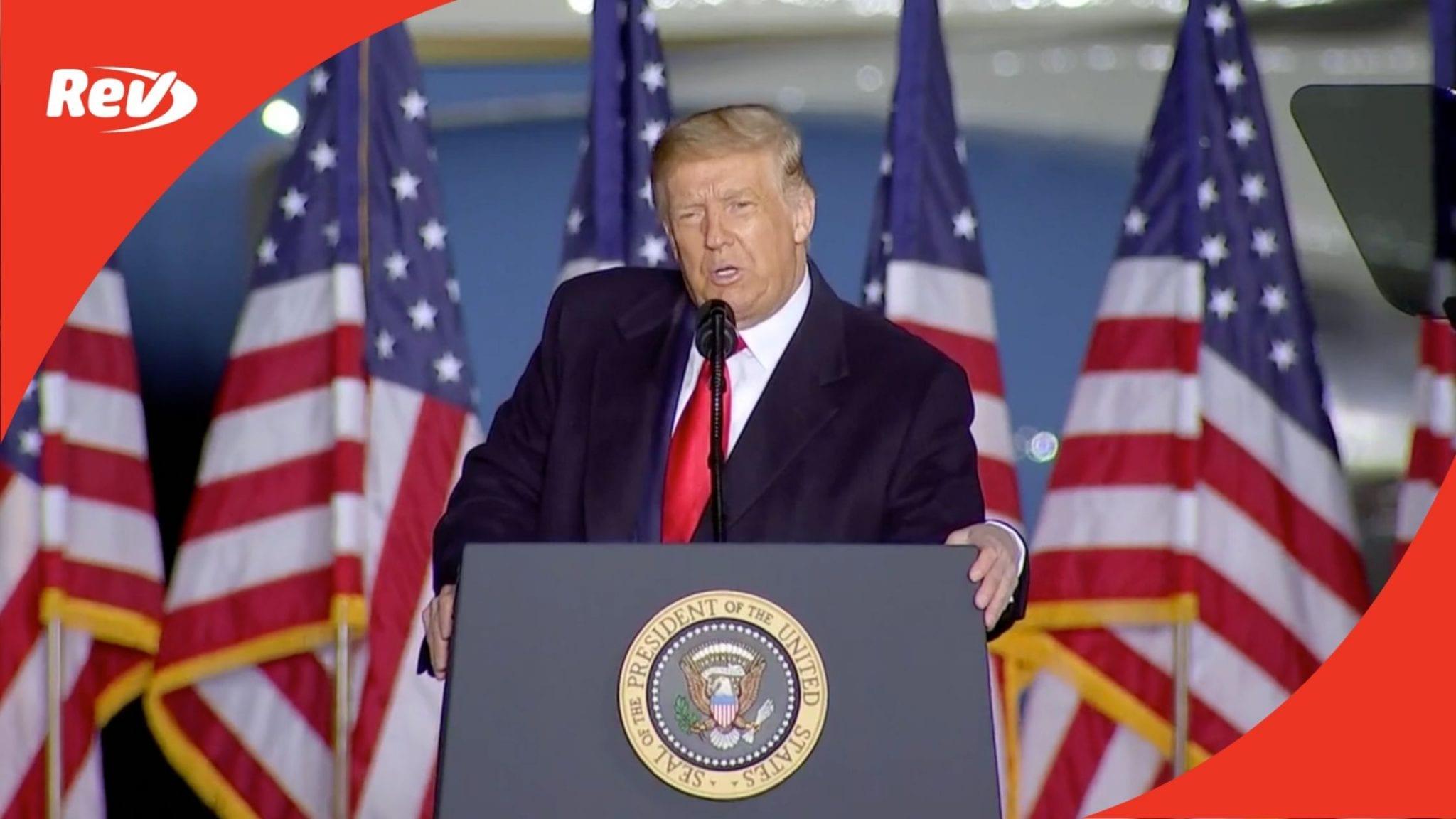 Donald Trump Mosinee, WI Rally Speech Transcript September 17