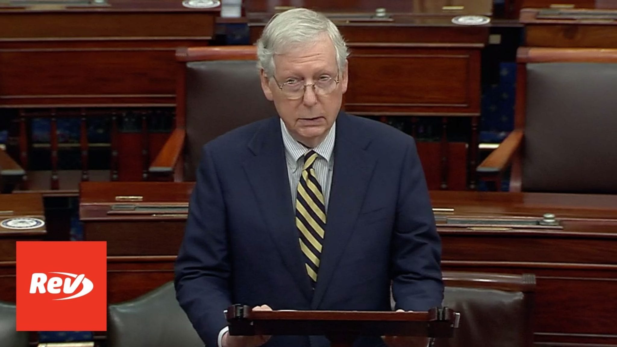 Mitch McConnell, Chuck Schumer Address SCOTUS Nomination Transcript