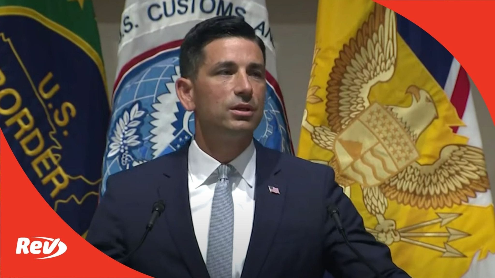 Acting Sec. Chad Wolf Update on Homeland Security Transcript September 9