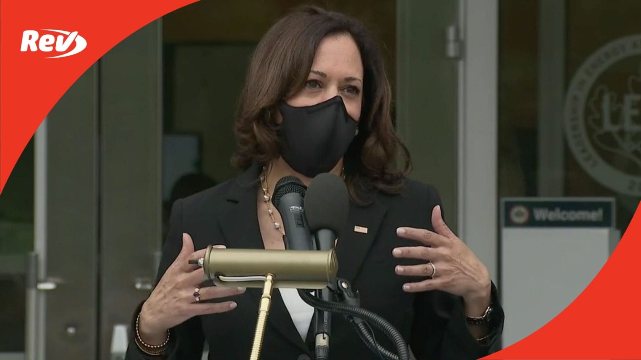 Kamala Harris 9/11 Memorial Speech Transcript