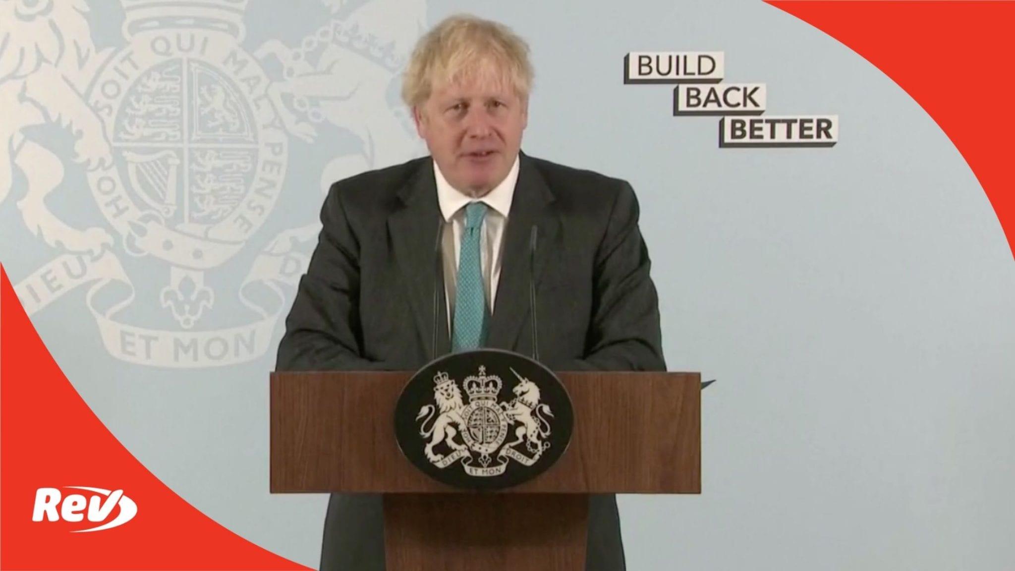 Boris Johnson Adult Education & Training Speech Transcript September 29