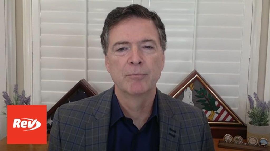 James Comey Testimony on Russia Investigation Transcript September 30