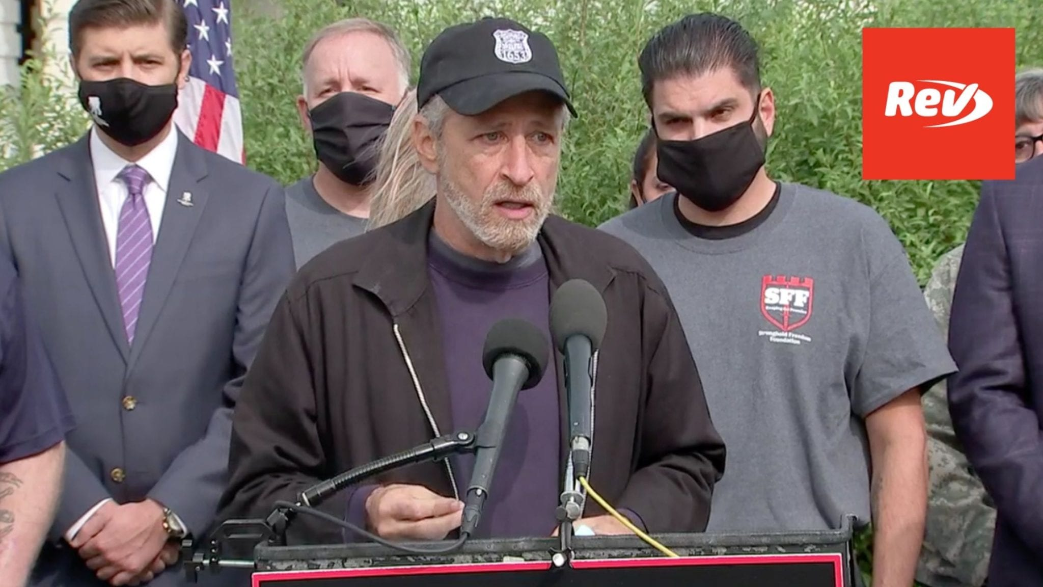 Jon Stewart, Kirsten Gillibrand Press Conference Transcript: Burn Pit Relief for Veterans