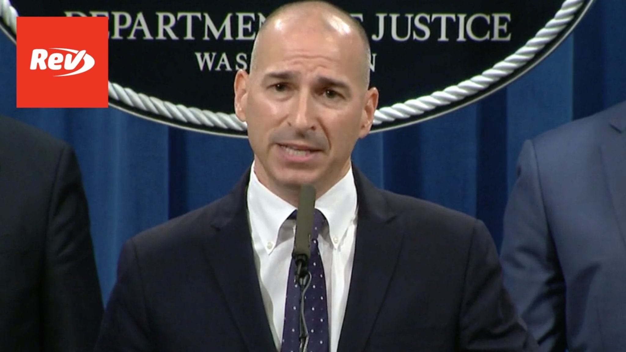 DOJ Press Conference Transcript September 16: Charges Against 5 Chinese Nationals