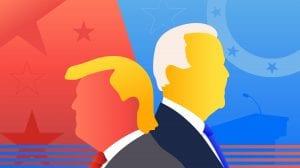 Final Presidential Debate Interactive Comic