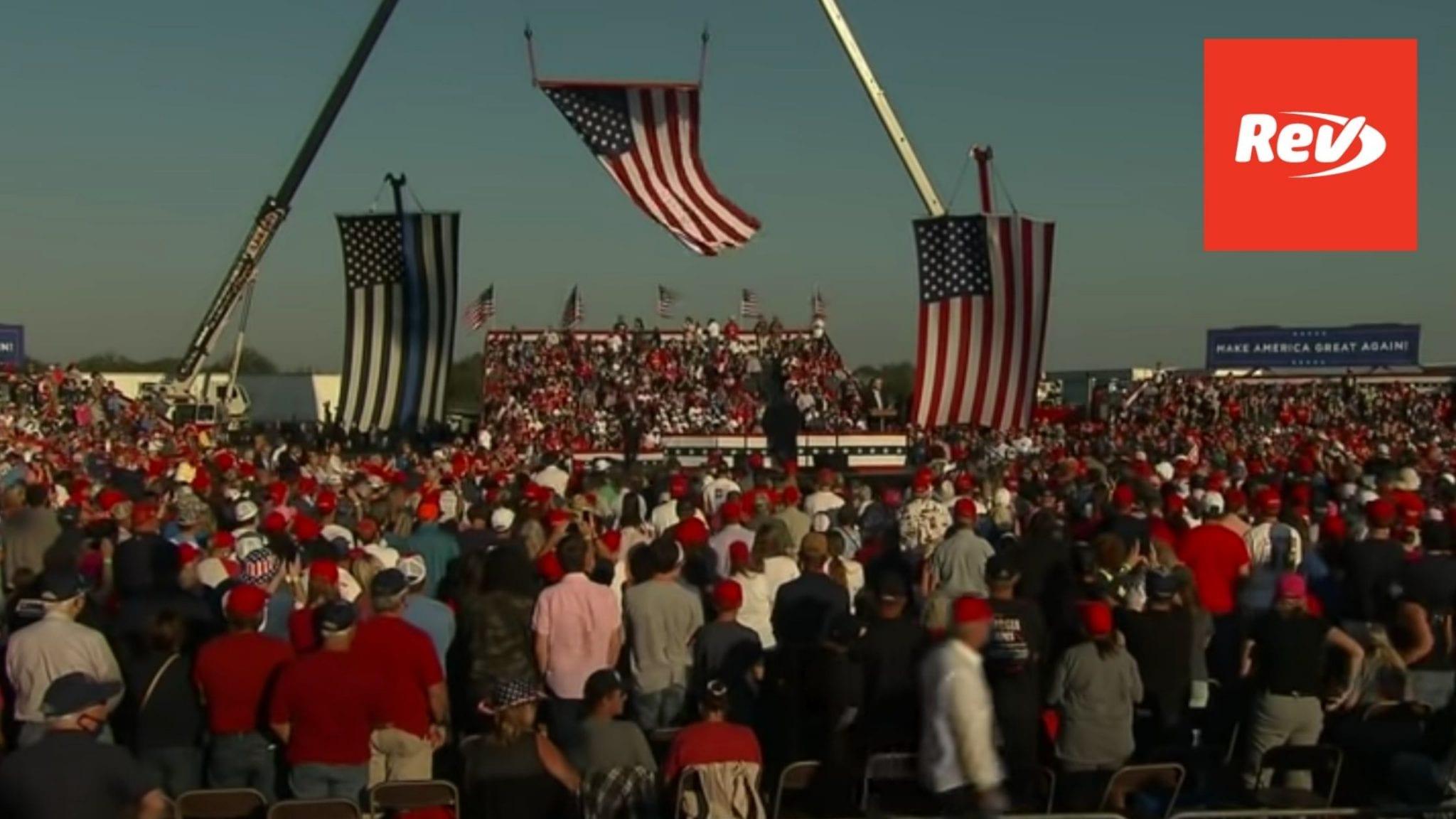 David Perdue Mispronounces Kamala Harris Trump Rally
