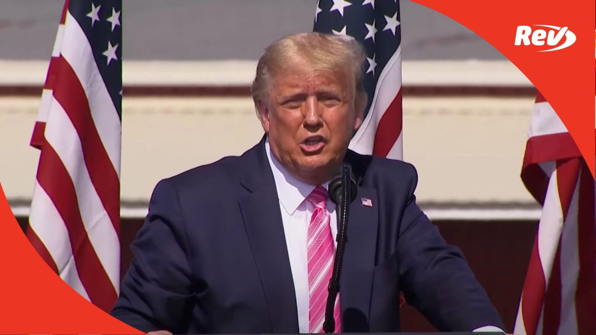 Donald Trump Ohio Rally October 24