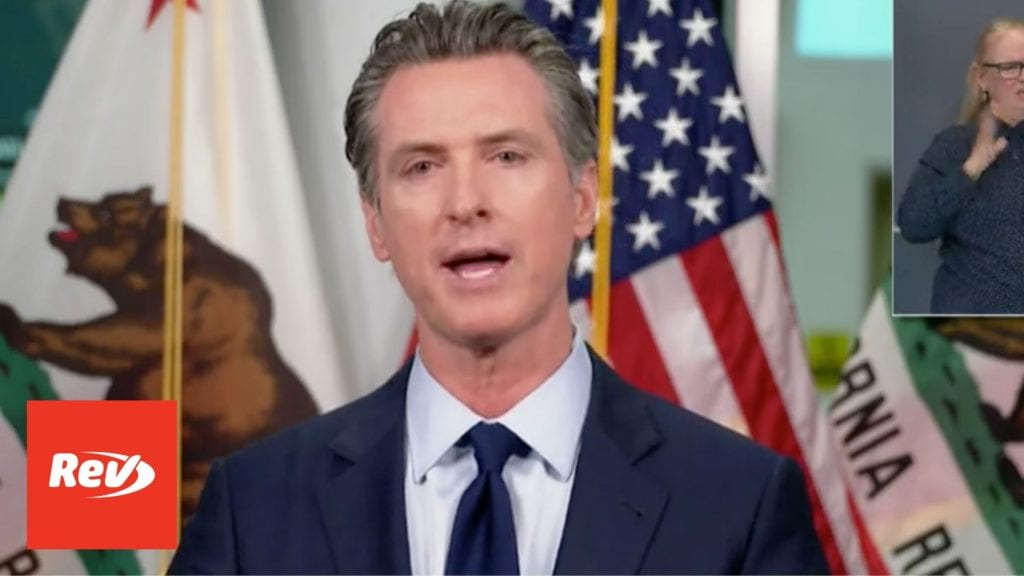 Gavin Newsom October 5 Press Conference on COVID & California Wildfires