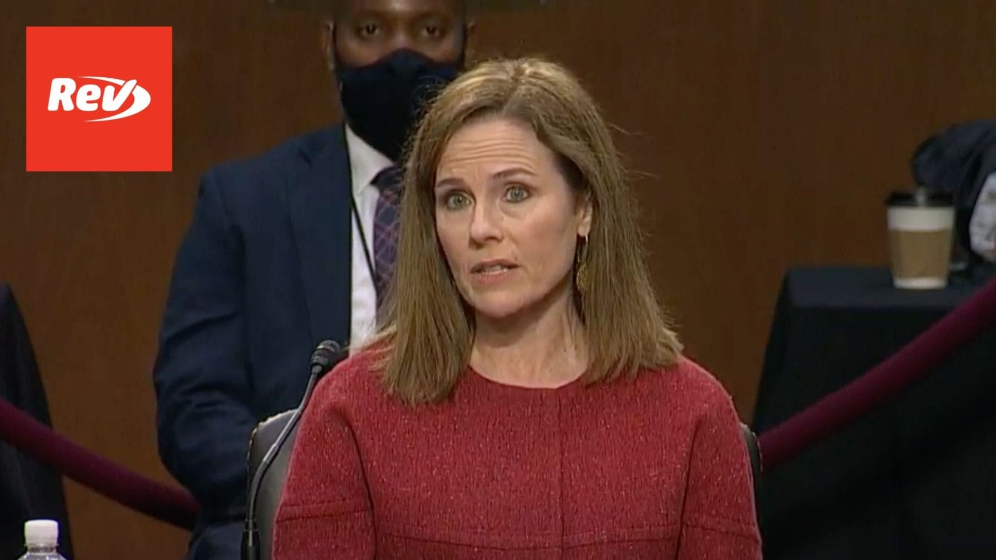 Amy Coney Barrett Senate Confirmation Hearing Day 2 Transcript