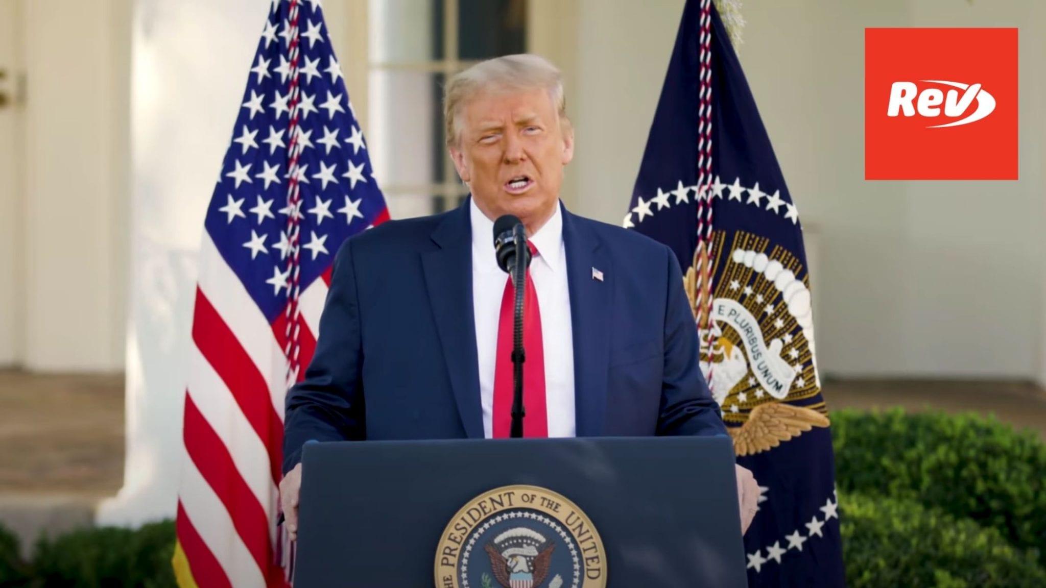 Donald Trump Addresses Economic Club of New York Transcript October 14