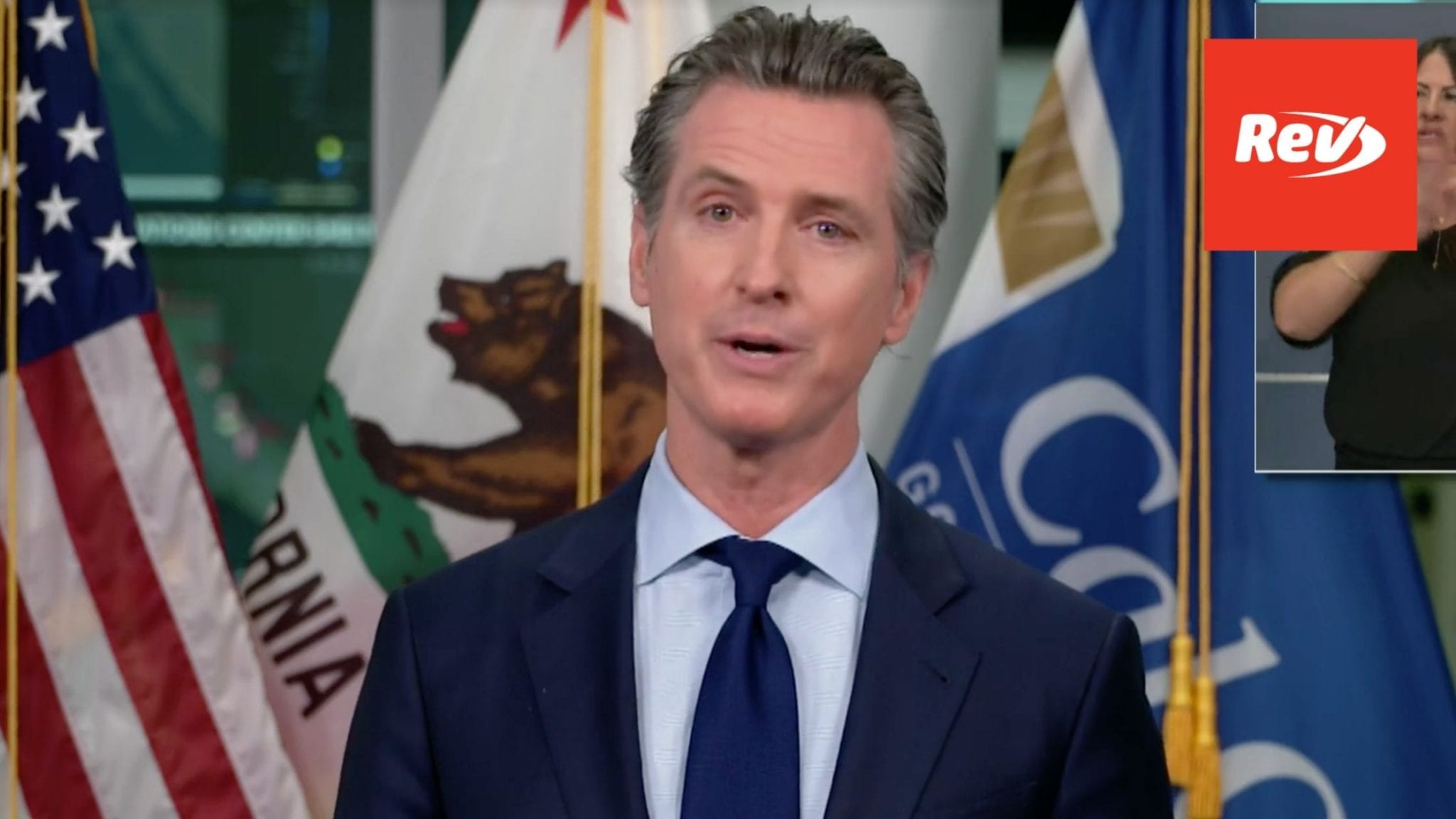 Gavin Newsom October 19 Press Conference on COVID & California Wildfires
