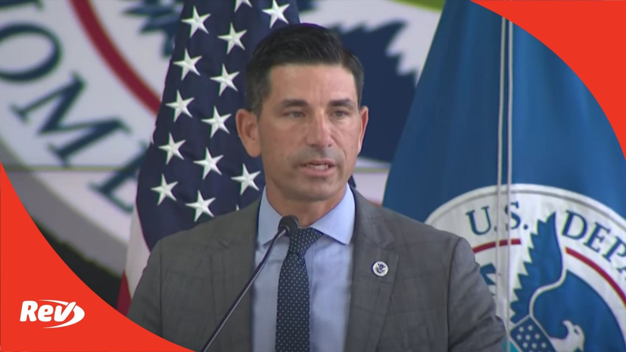 DHS Sec. Chad Wolf Press Conference Transcript: Plan to Combat Human Trafficking