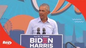 Barack Obama Campaign Speech for Joe Biden Transcript Orlando October 27