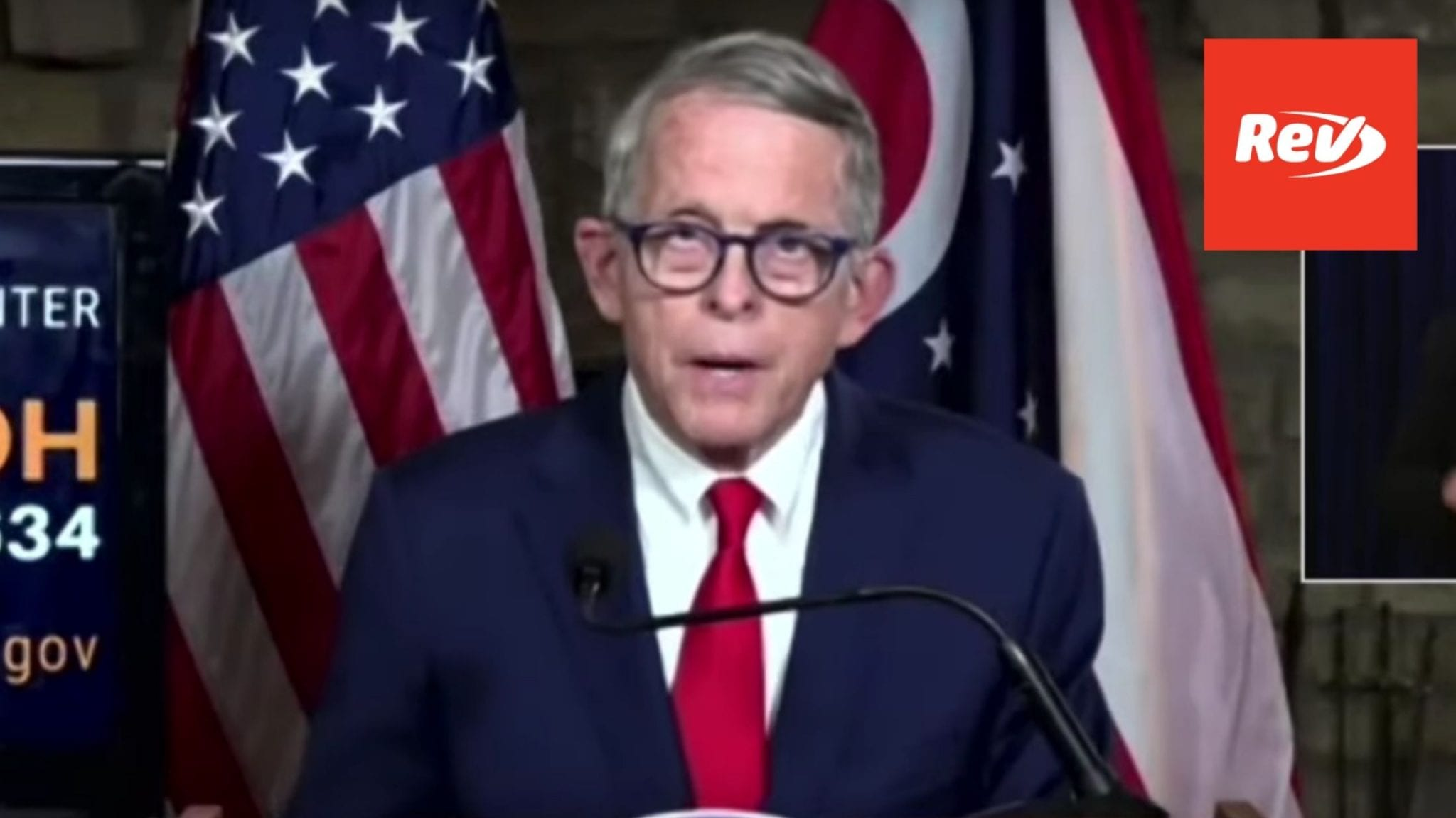 Ohio Gov. Mike DeWine Coronavirus Press Conference Transcript October 20