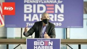 Barack Obama Campaign Event for Joe Biden & Kamala Harris Transcript October 21