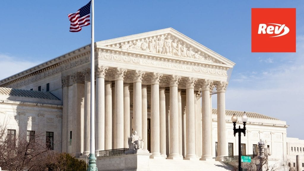 Supreme Court Hears Arguments on Trump's Plan to Exclude Immigrants from Census Transcript November 30
