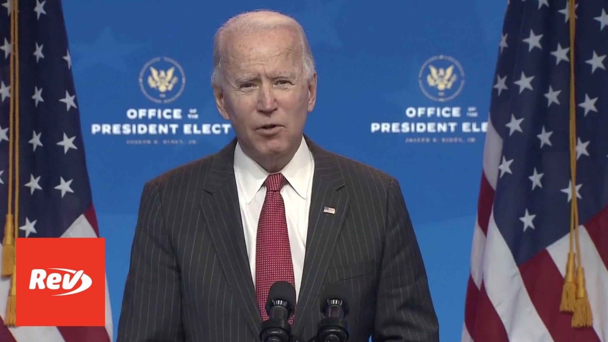 Joe Biden & Kamala Harris COVID-19 Press Conference After Meeting with Governors Transcript