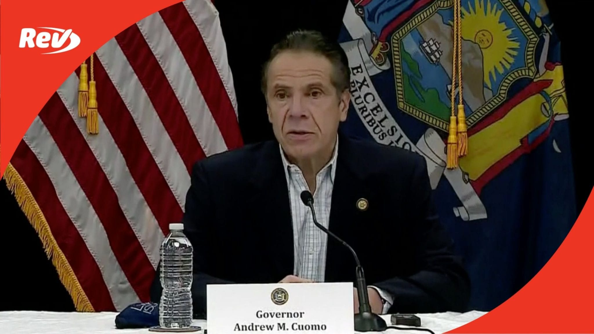 New York Gov. Andrew Cuomo COVID-19 Press Conference Transcript November 24