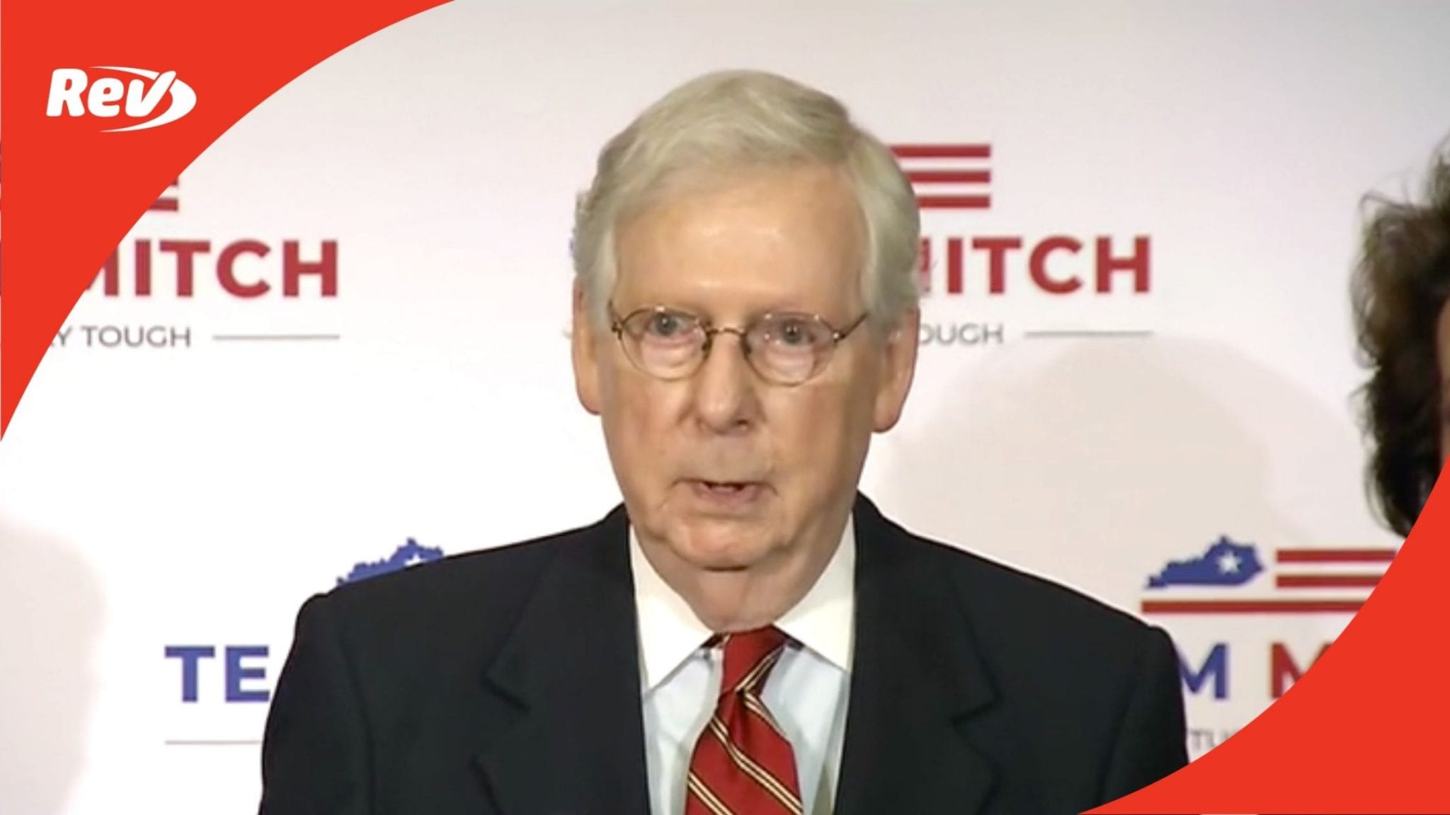 Mitch McConnell Press Briefing Day After Election Transcript November 4