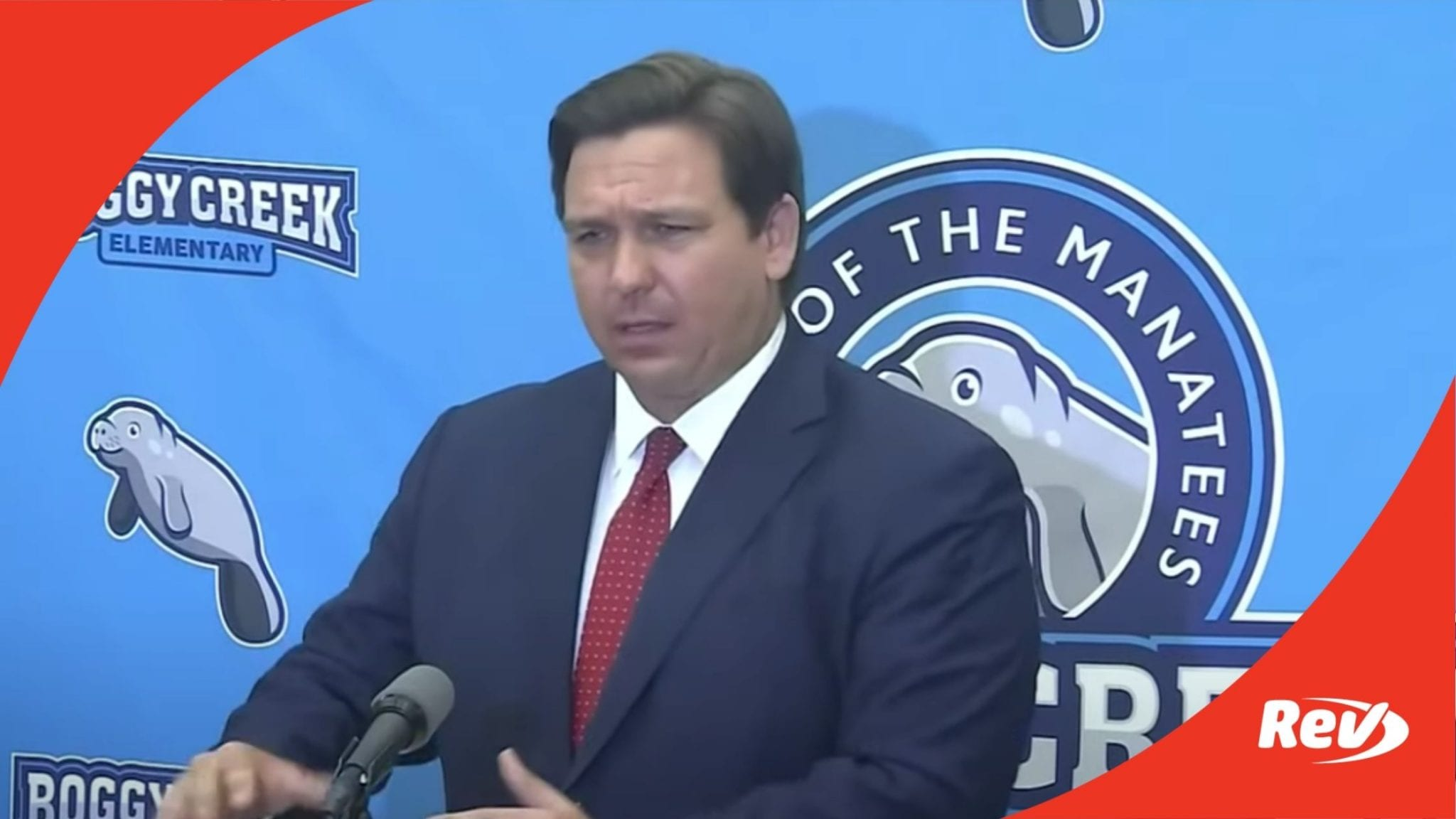 Florida Governor Ron DeSantis COVID-19 Press Conference Transcript November 30