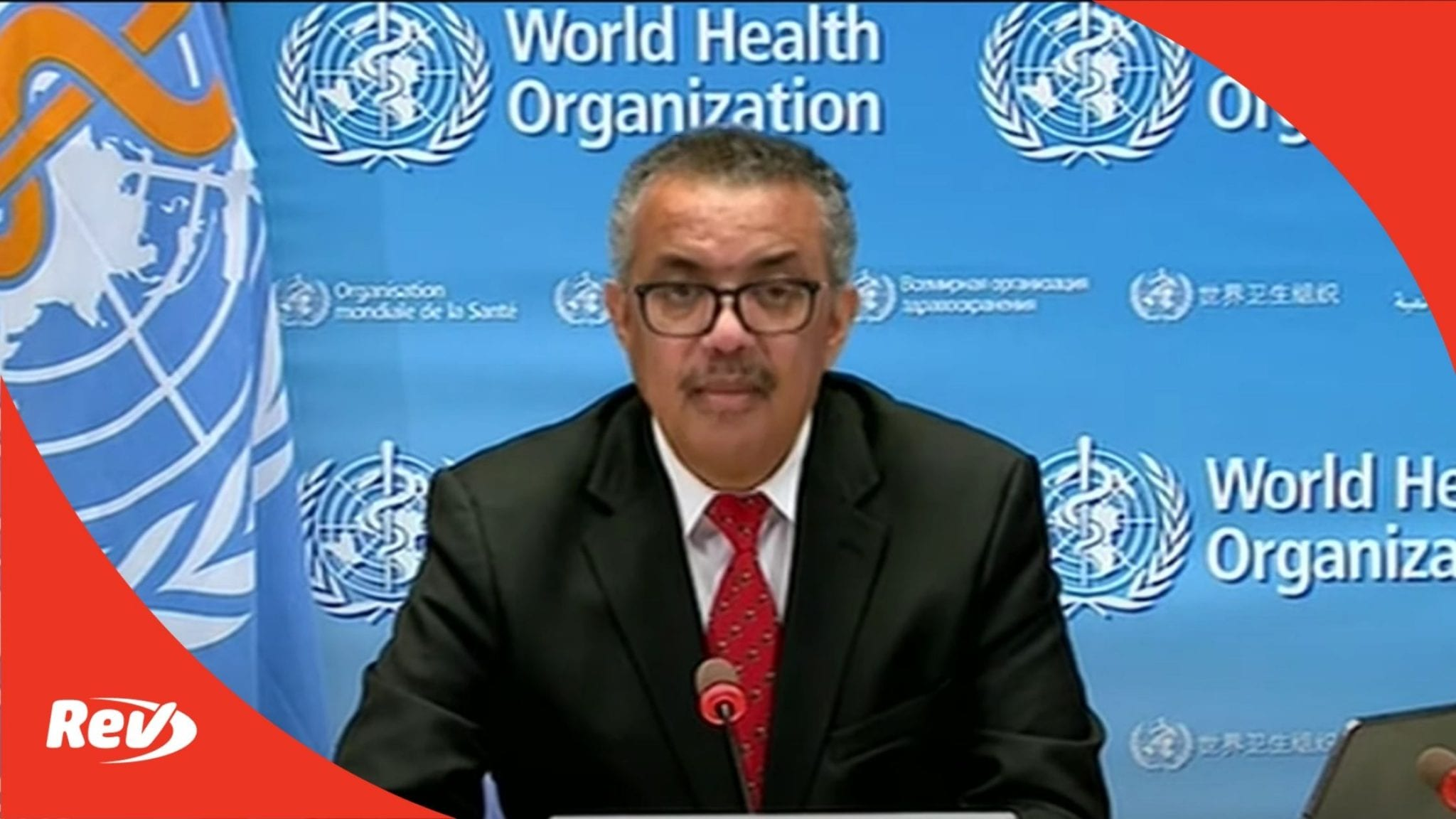 World Health Organization (WHO) Coronavirus Press Briefing Transcript November 30