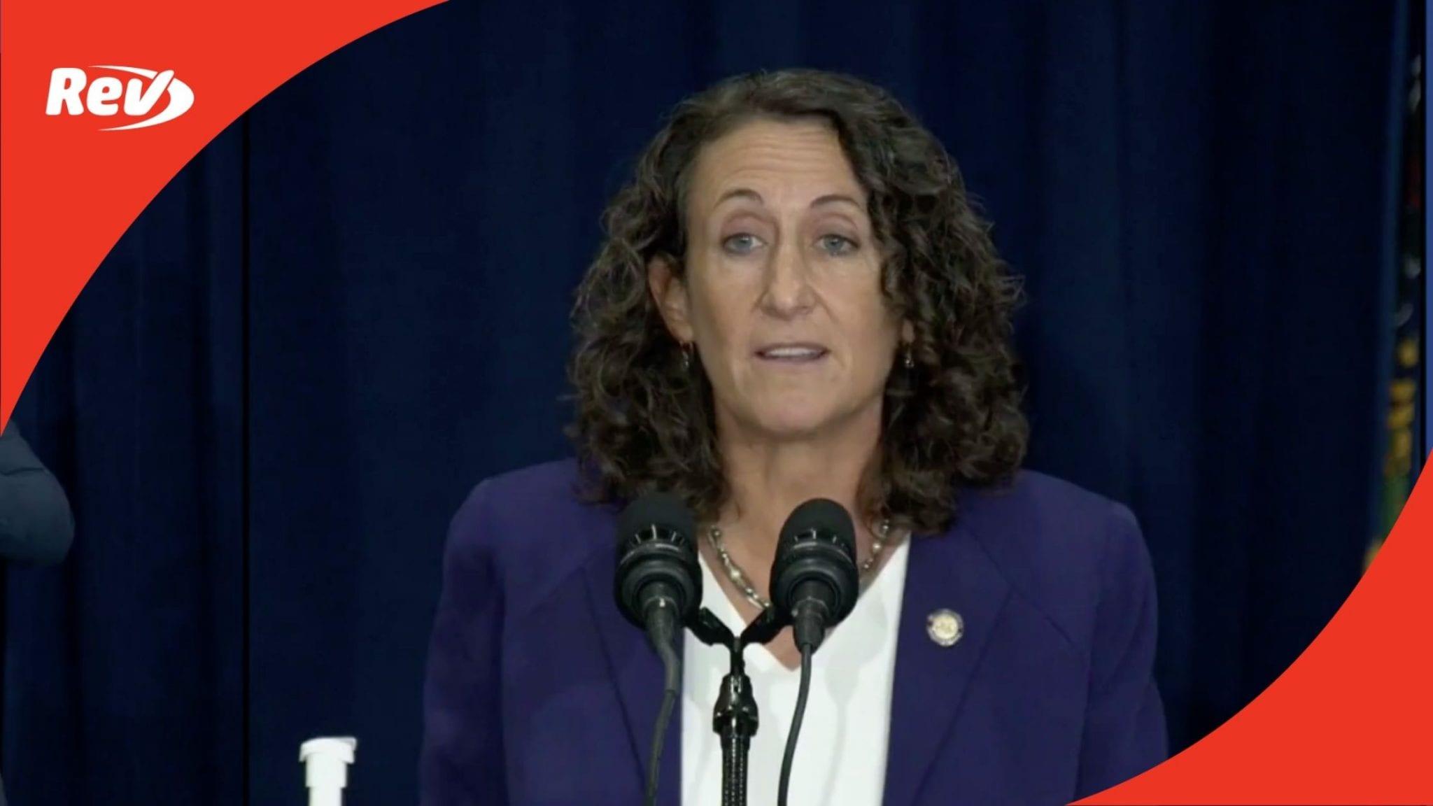 Pennsylvania Officials Press Conference on Election Vote Count Transcript November 5