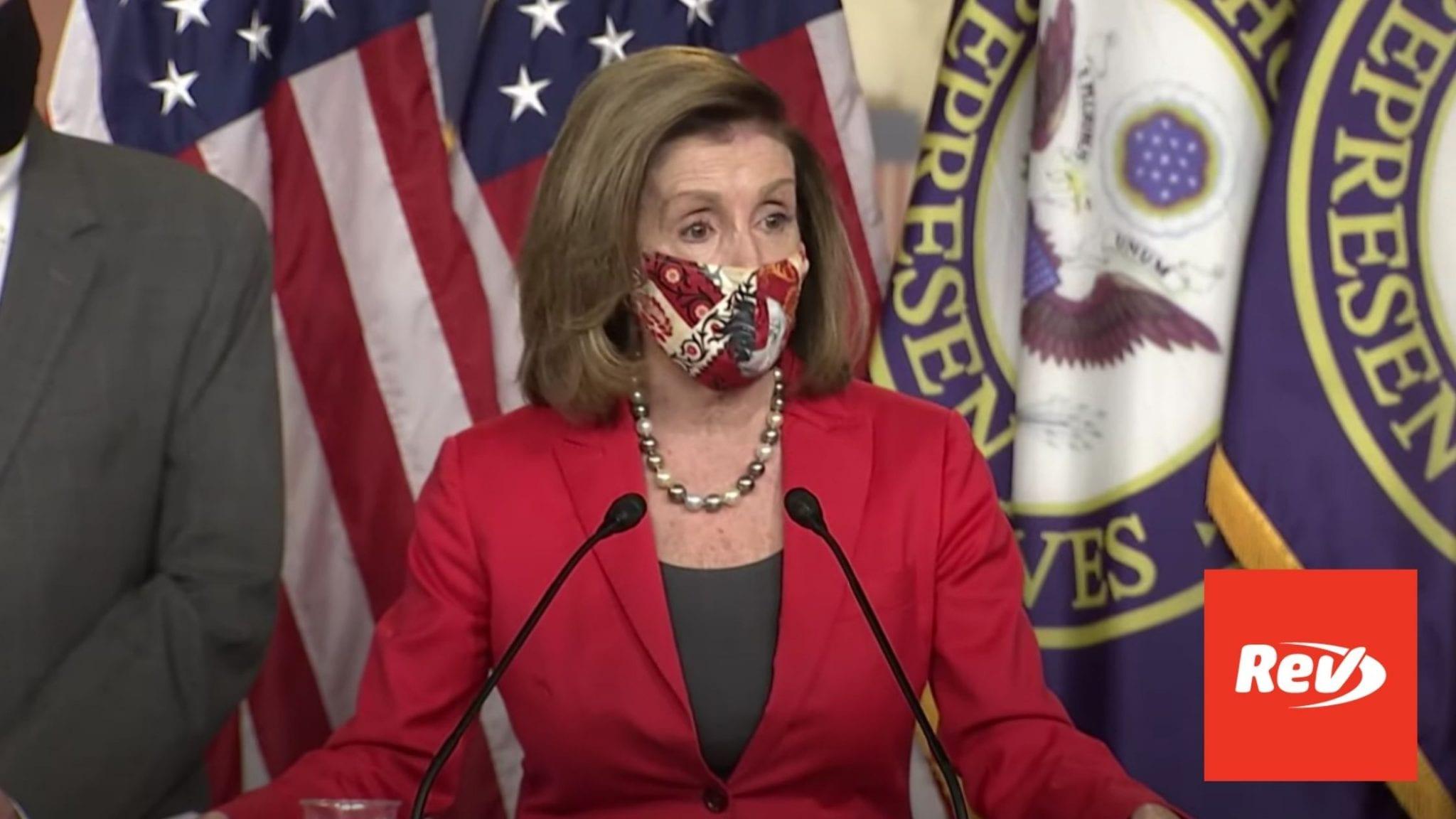 House Speaker Nancy Pelosi Weekly Press Conference Transcript November 6