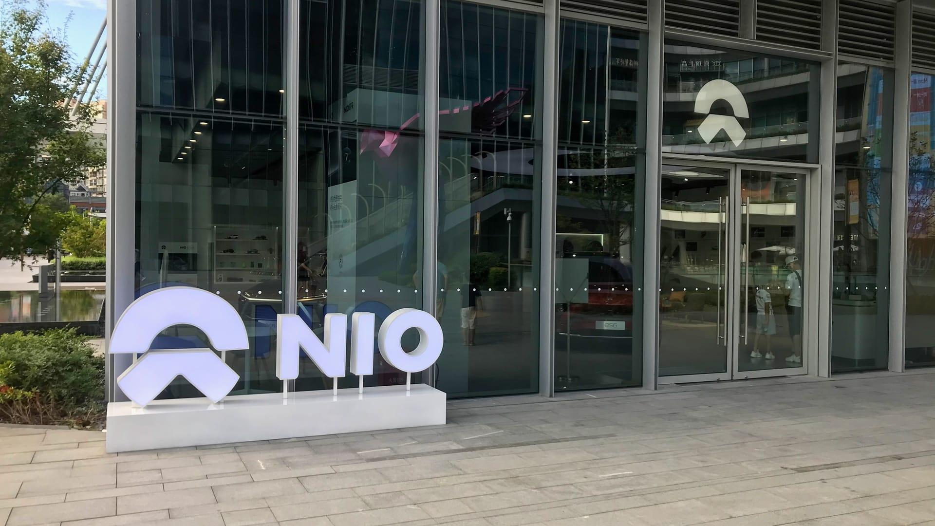 NIO Earnings Call Transcript