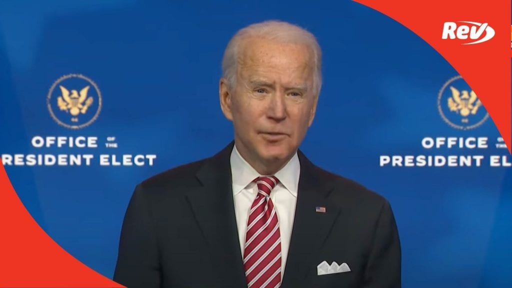 Joe Biden Introduces Education Secretary