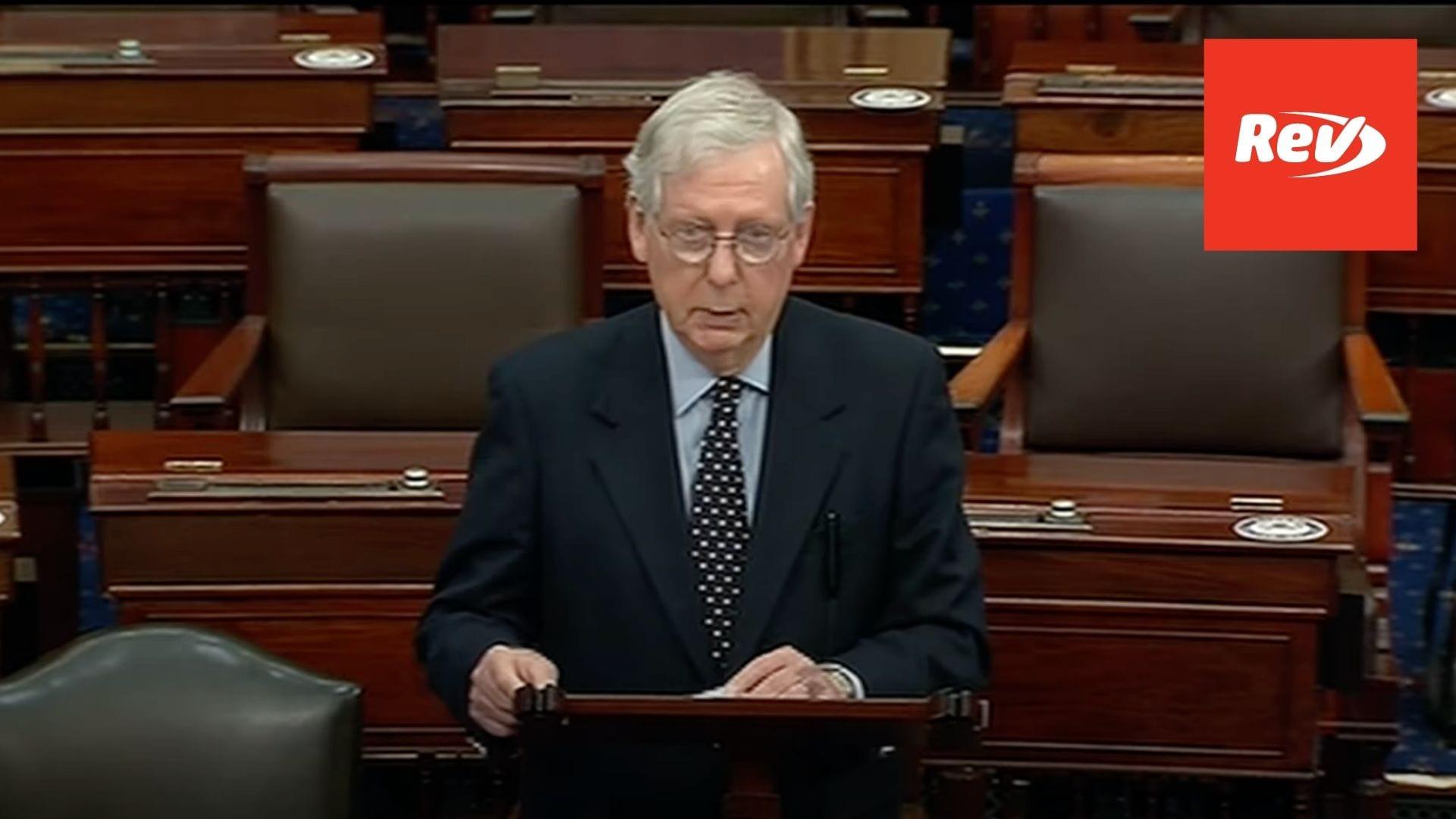 Senate Debates 2,000 checks stimulus package