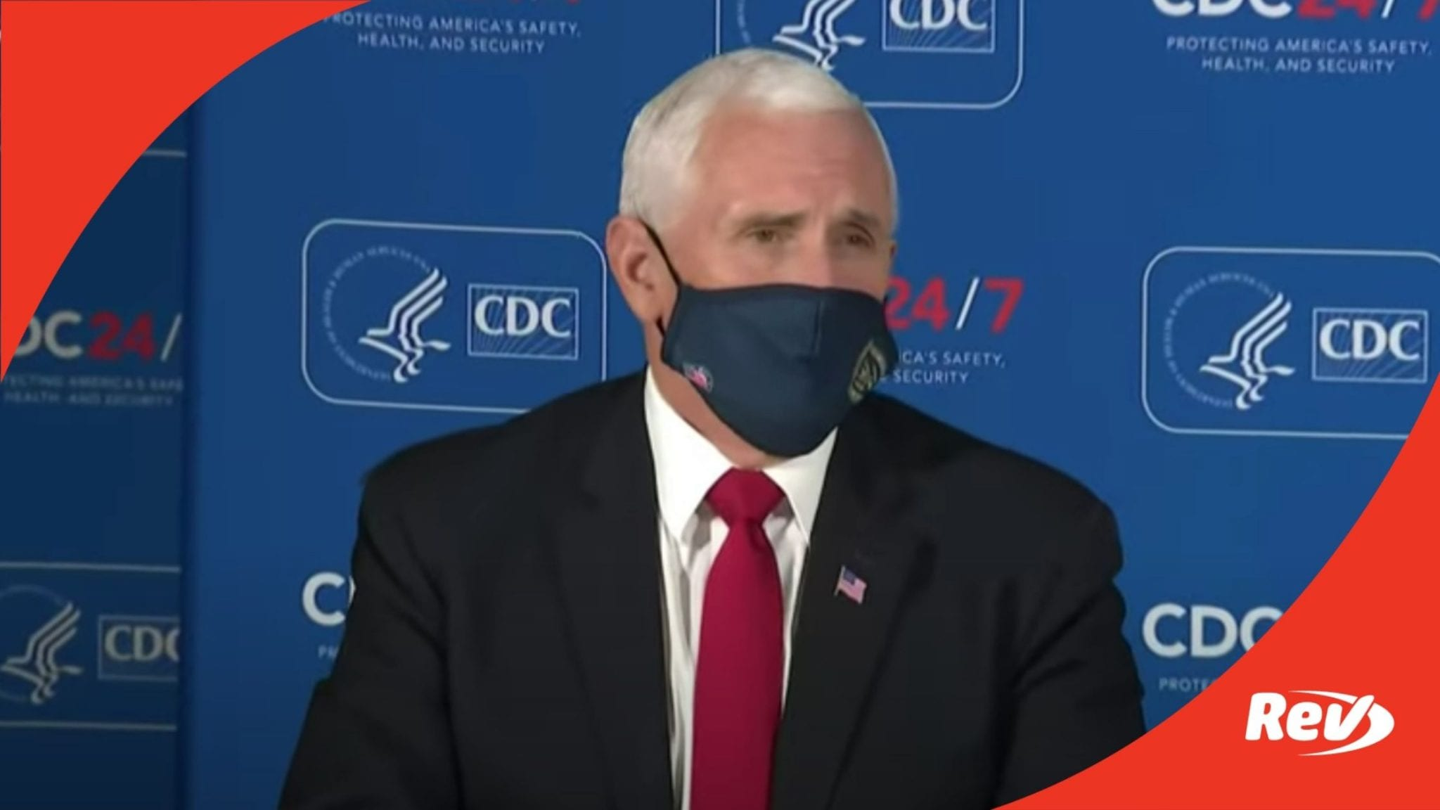 Mike Pence & CDC Discussion on COVID-19 Vaccine Transcript December 4