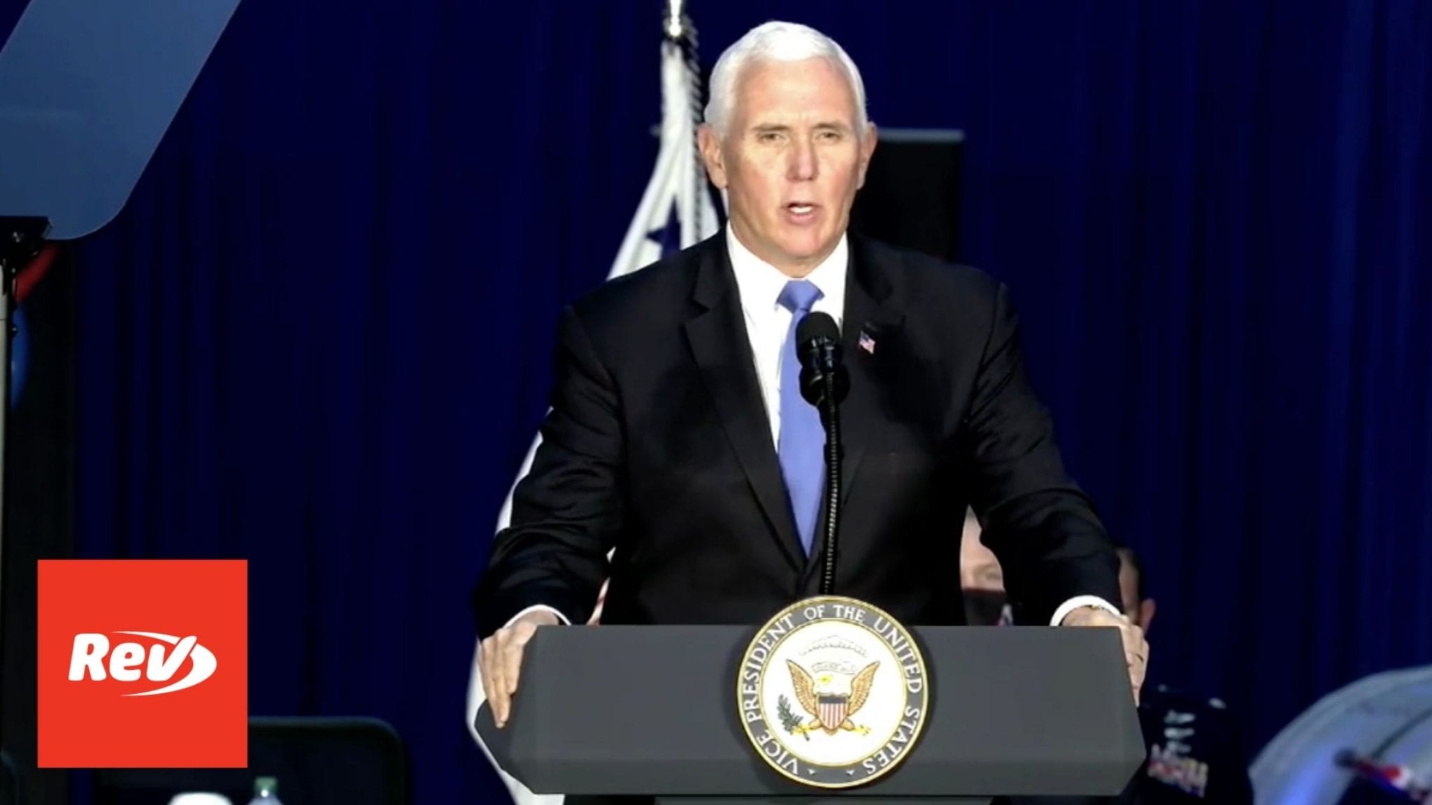Mike Pence Chairs 8th National Space Council Meeting Transcript December 9