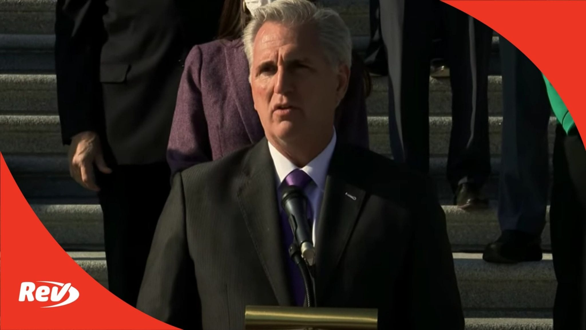 House Minority Leader Kevin McCarthy Press Conference Transcript December 10