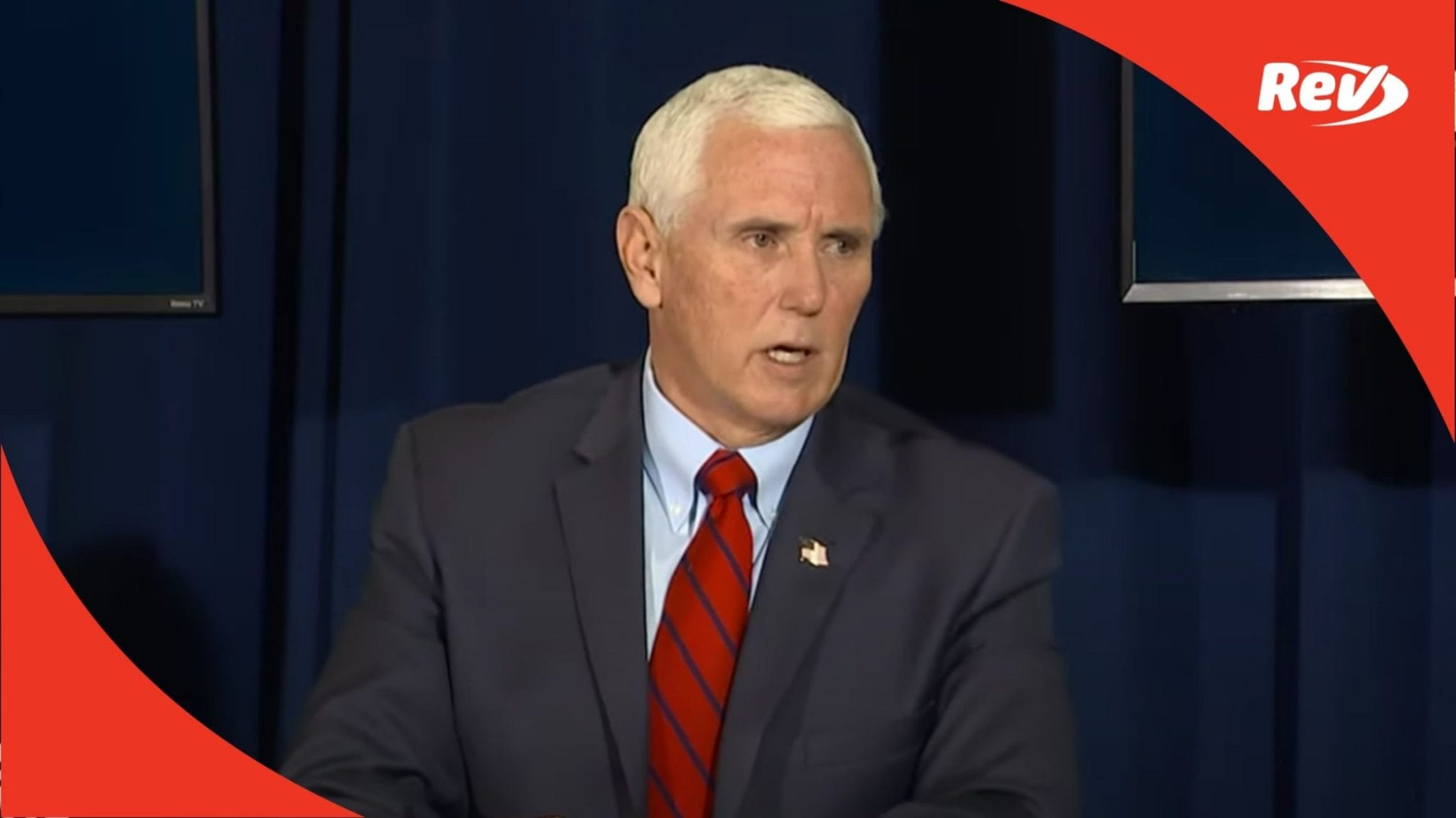 Mike Pence COVID-19 Vaccine Roundtable Transcript December 10