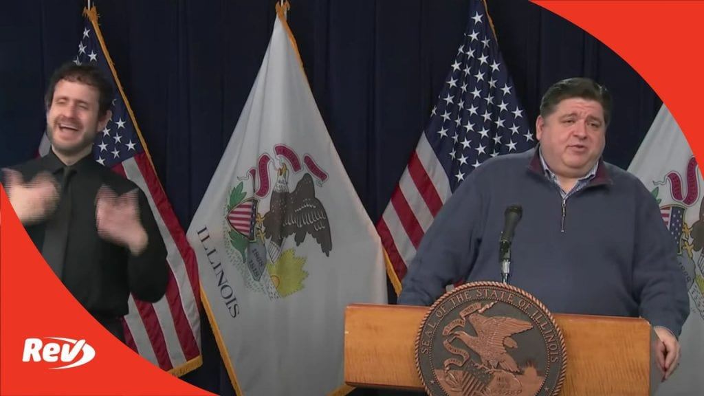 Illinois Gov. JB Pritzker COVID-19 Press Conference Transcript December 14