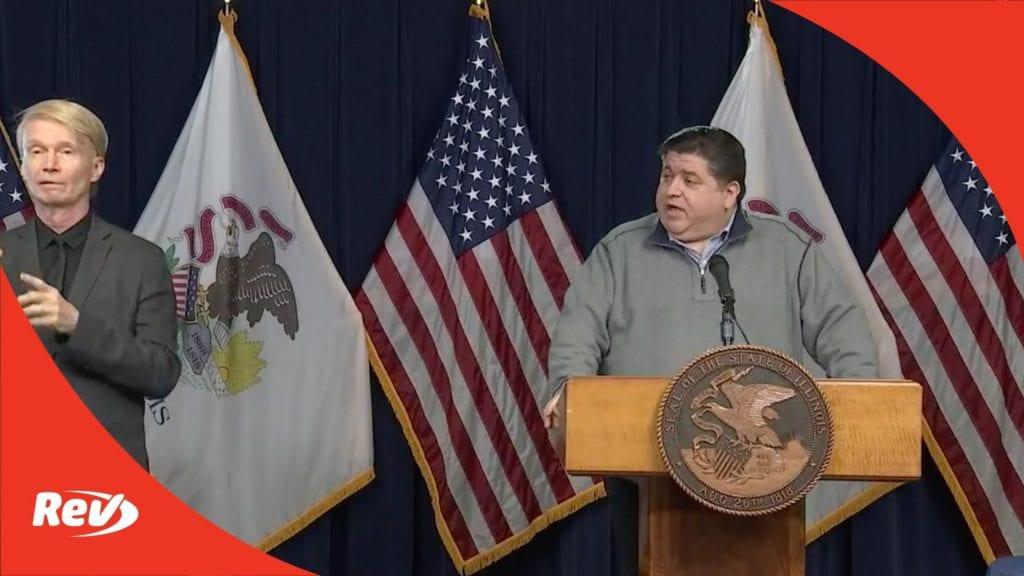 Illinois Gov. JB Pritzker COVID-19 Press Conference Transcript December 17