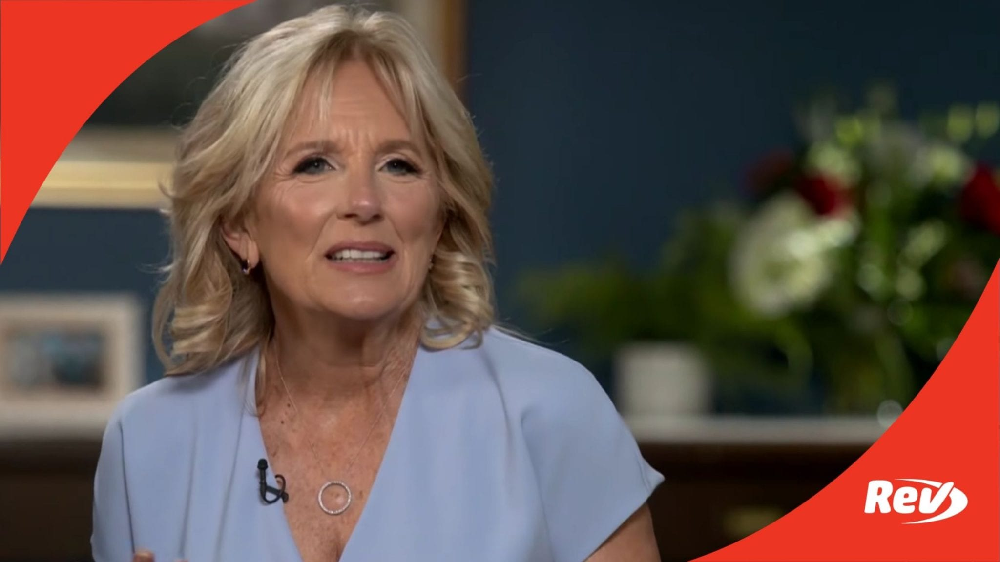 Dr. Jill Biden Responds to WSJ Essay Stephen Colbert Interview Transcript