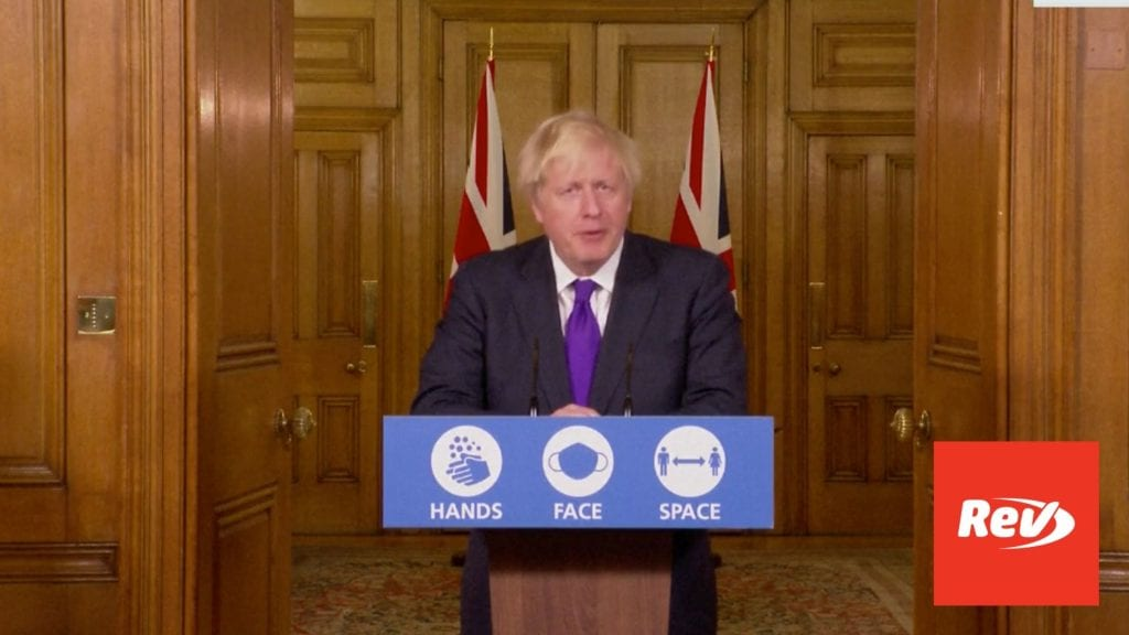 Boris Johnson Press Conference Transcript December 2: Pfizer Vaccine Approved