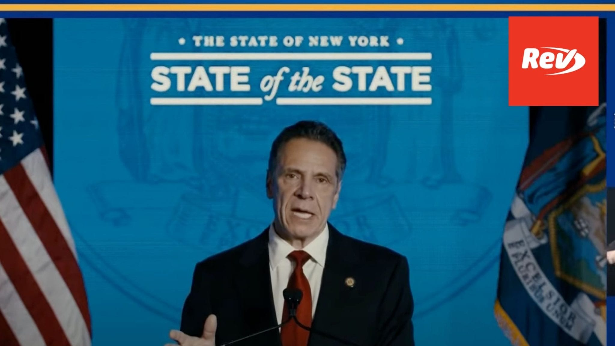 Andrew Cuomo State of the State Address