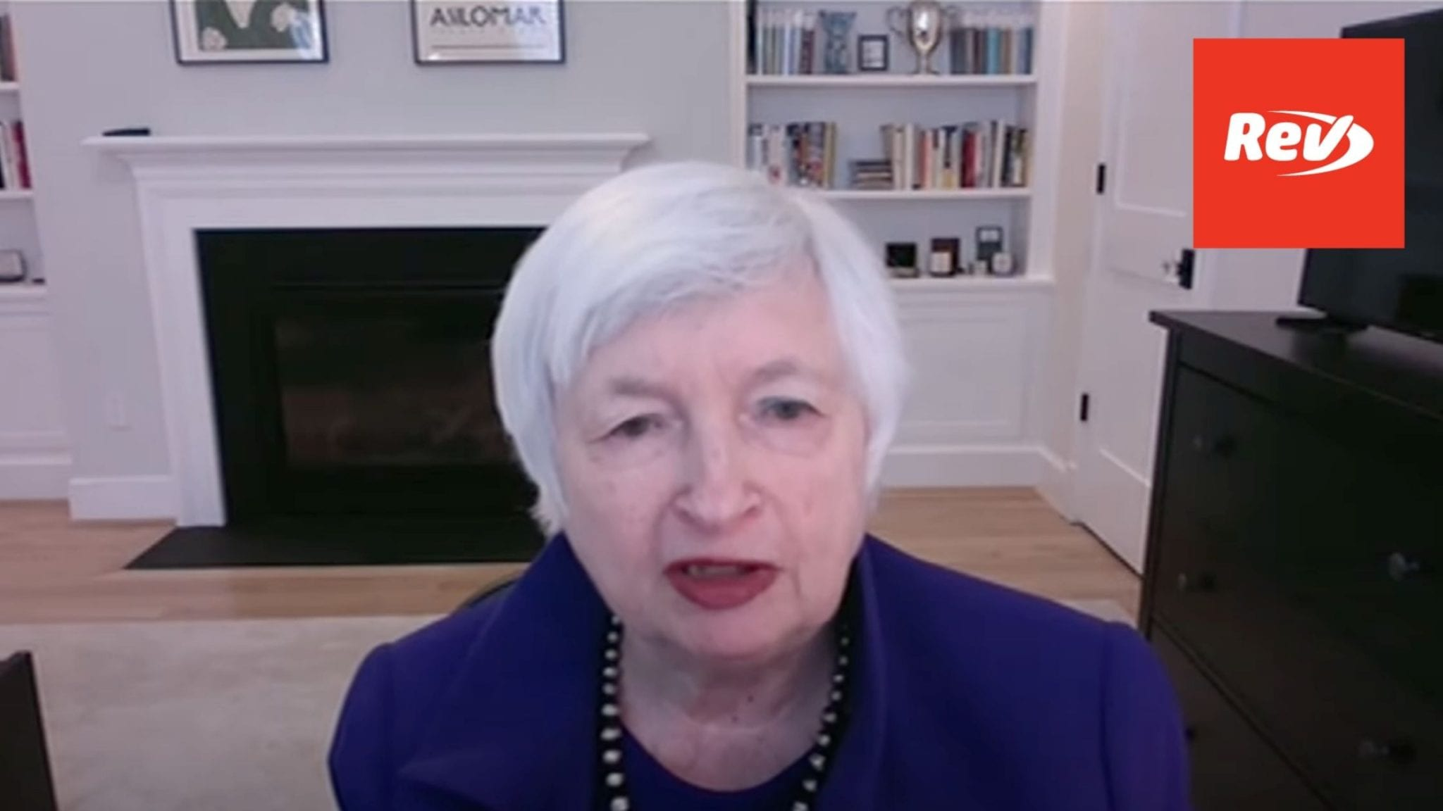 Janet Yellen Opening Statement Transcript at Confirmation Hearing